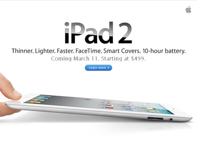 What's New With The iPad 2?