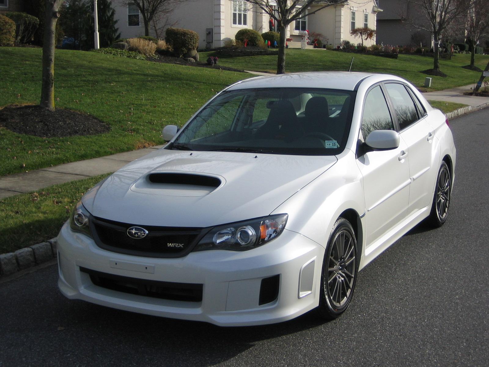 Review: 2011 Subaru WRX Sedan