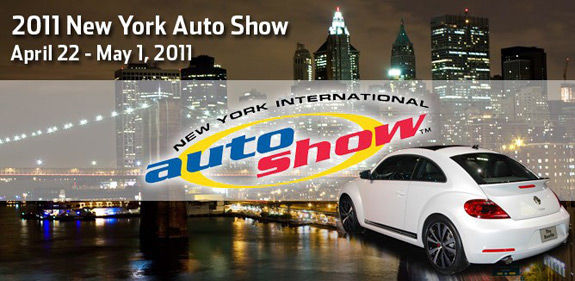 Highlights From The 2011 New York Auto Show