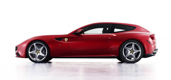 Just Listen To The Sweet Sound Of This Ferrari FF!