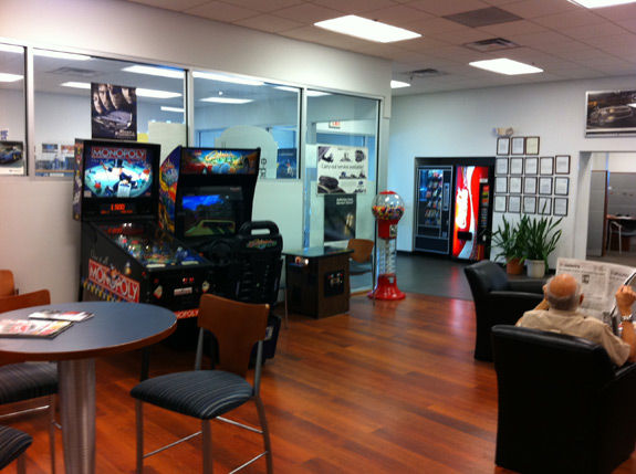 Have You Ever Seen A Dealership Like This?