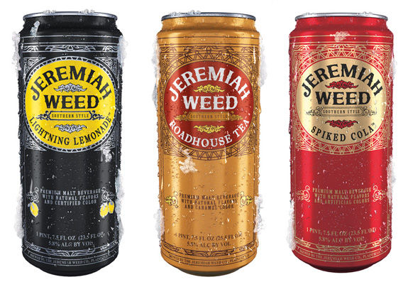 Review: Jeremiah Weed Flavored Malt Beverages