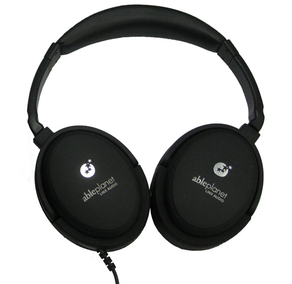 Review: Able Planet True Fidelity NC300B Headphones