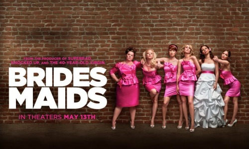 Movie Review: Bridesmaids