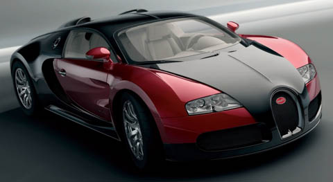 Bugatti Veyron Racing Videos