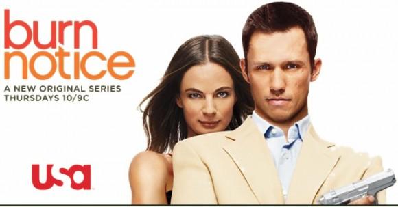 Burn Notice Season 5 Premieres This Thursday!