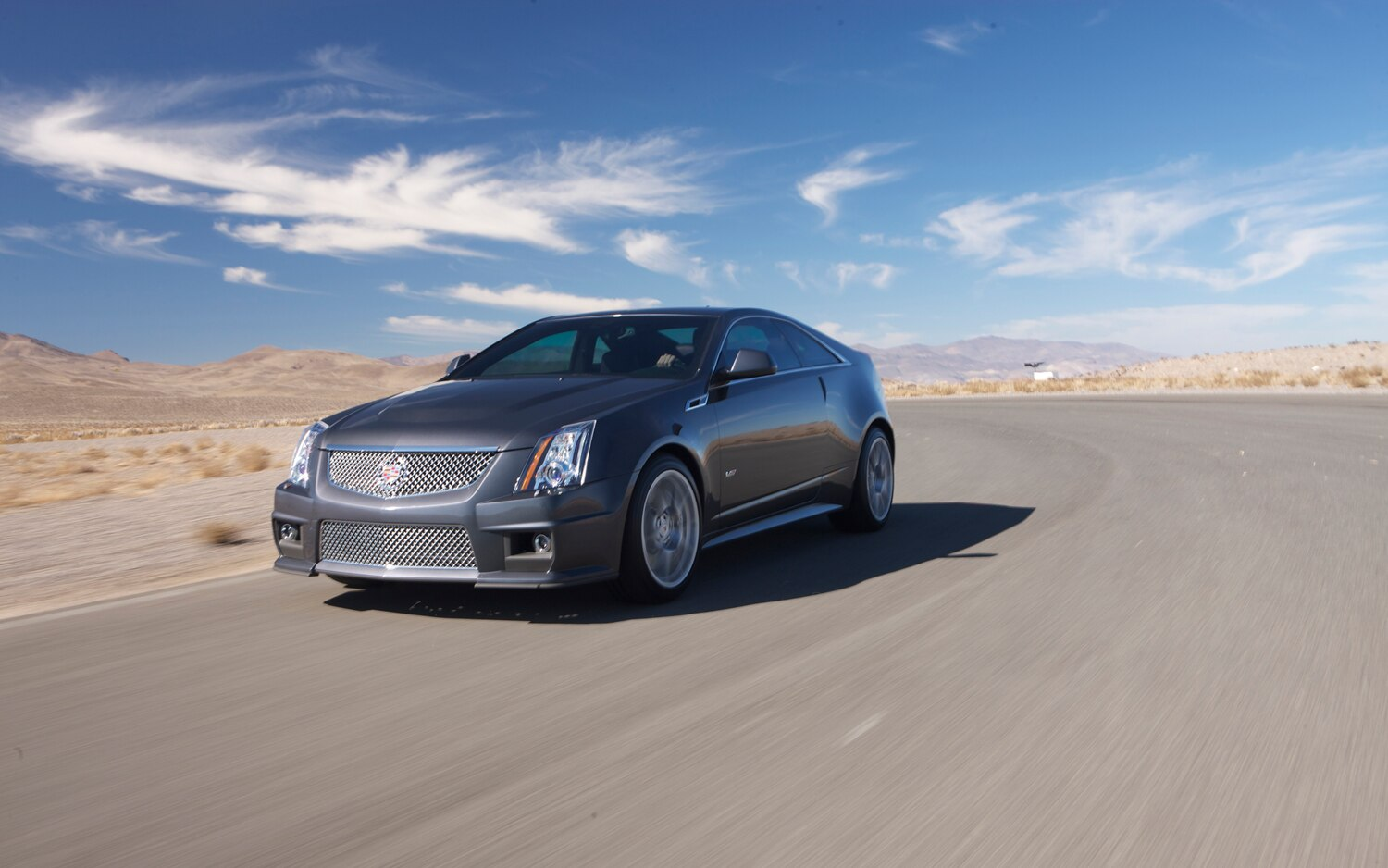 A Week With The Cadillac CTS-V Coupe