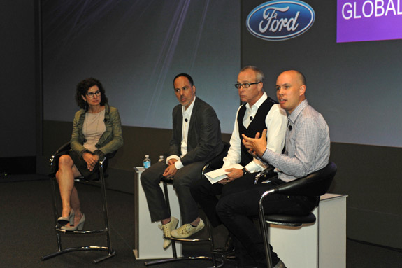 Forward With Ford – Day 2 – Global Design Convergence