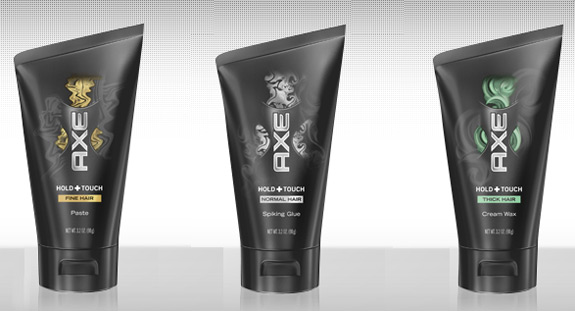 Axe для волос