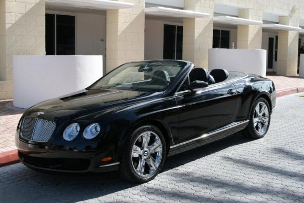 Review 2008 Bentley Continental Gtc