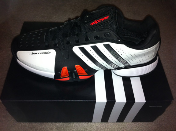 Review: adidas Barricade 7.0 Tennis Shoes