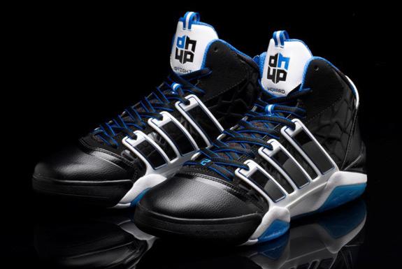 check out 070a2 504c7 Dwight Howard Debuts adidas adiPower Howard 2 Shoe