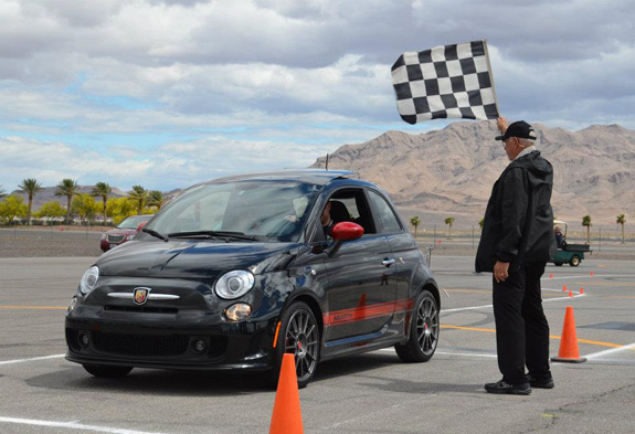 Review: The FIAT 500 Abarth Driving Experience