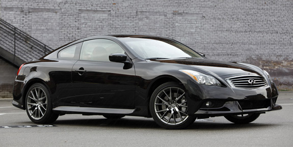 Infiniti Announces Pricing For New 2013 Ipl G Coupe Ipl G