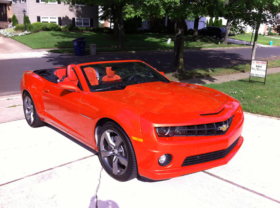 review 2012 chevrolet camaro ss convertible. Black Bedroom Furniture Sets. Home Design Ideas