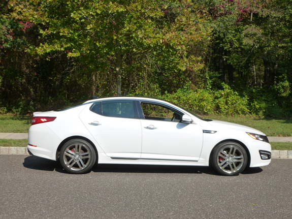 A Few Weeks Ago, We Posted A Review Of The Kia Optima Hybrid ...