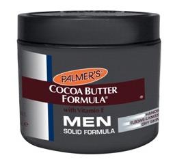 Cocoa Butter Formula Men's Jar