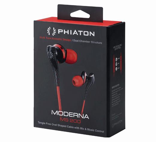 Phiaton Moderna MS 200