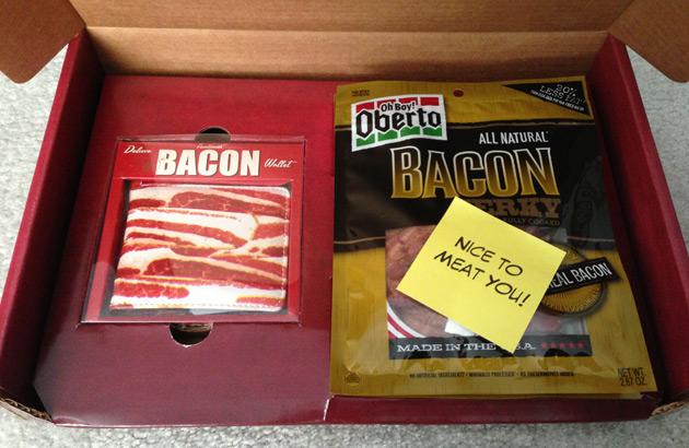 Bacon Jerky Prize Pack