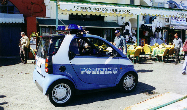 16 Truly Awesome Police Cars