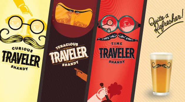 Traveler Beer Company Shandy