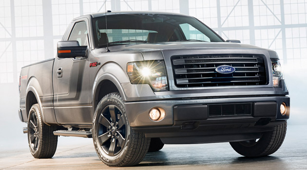 the 2014 ford f 150 tremor a modern day svt lightning. Black Bedroom Furniture Sets. Home Design Ideas
