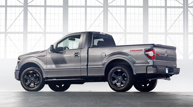 The 2014 Ford F-150 Tremor is the first-ever EcoBoost-powered sport