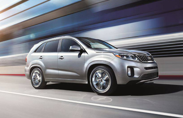 review 2014 kia sorento sx limited. Black Bedroom Furniture Sets. Home Design Ideas
