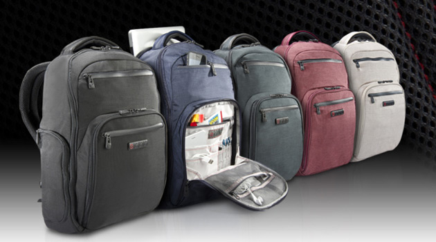 The ECBC Hercules Laptop Backpack Makes TSA Security Checks Simple ...