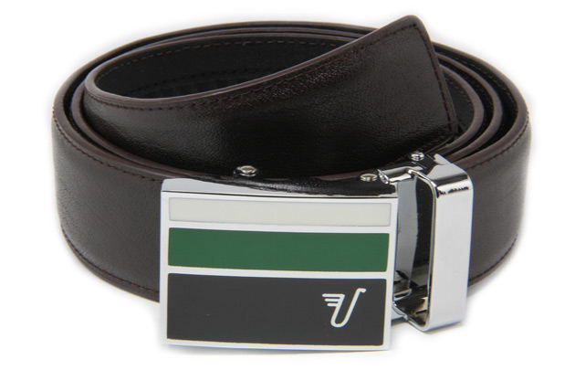 Mission Belt - Money in Brown Leather