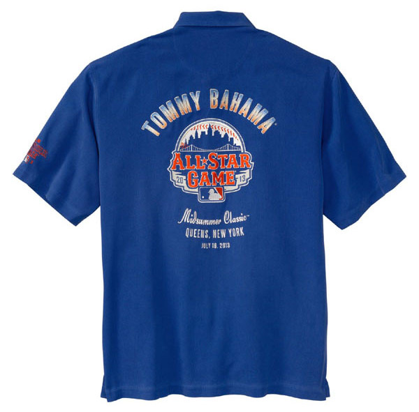 Tommy Bahama Gears Up For The 2013 MLB All-Star Game Experience