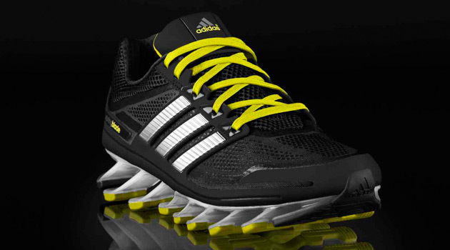 4aee4e391cdd adidas Unleashes Explosive Energy With Springblade Running Shoe