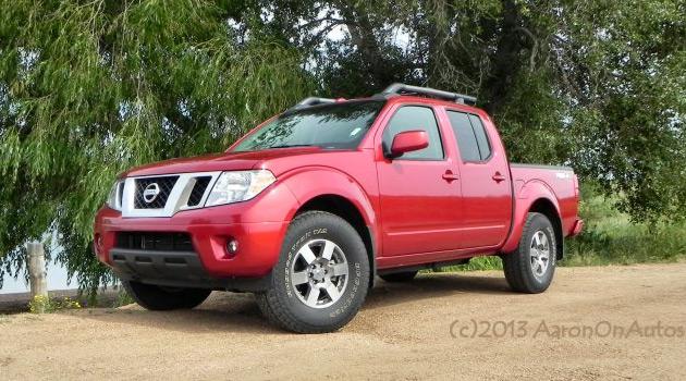 2013 Nissan Frontier Pro4X-1