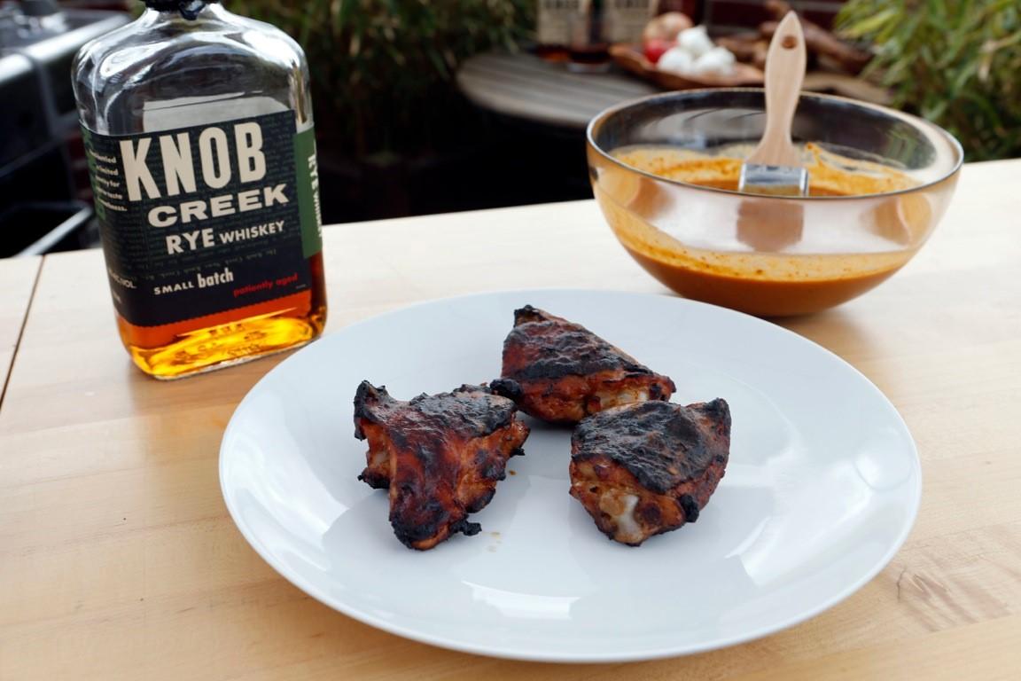 Knob Creek BBQ Sauce