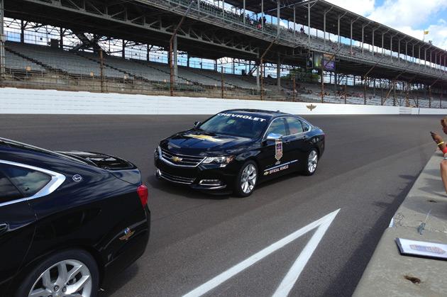 Brickyard 400 - Pace Car Rides