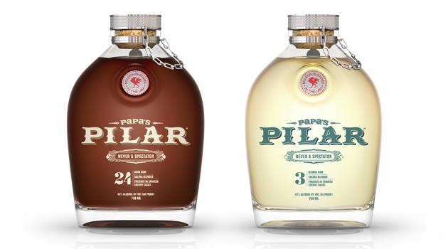 Papa's Pilar Bottles