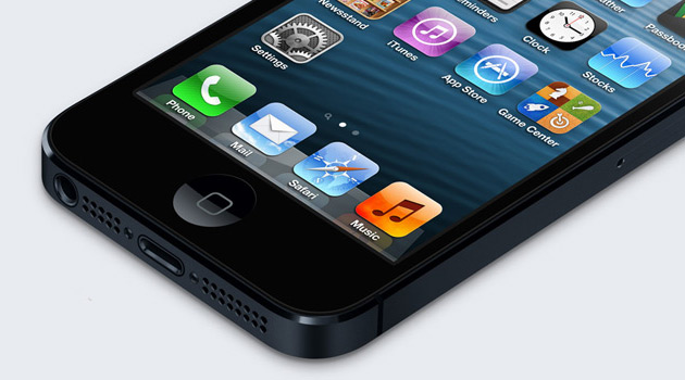 iPhone 5 AMBER Alerts