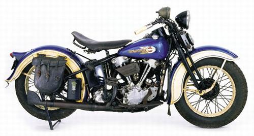 Harley-Davidson EL Twin