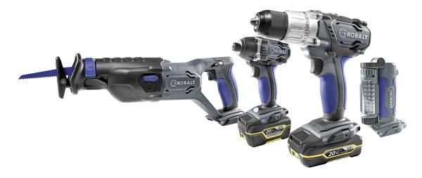 Kobalt Tools Review >> Kobalt 20v Cordless Power Tools Review