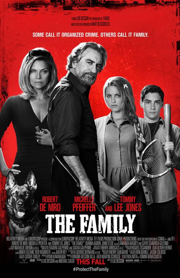 The Family - Poster