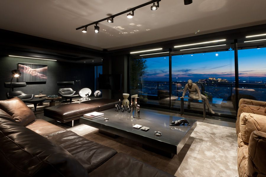 crazy bachelor pad