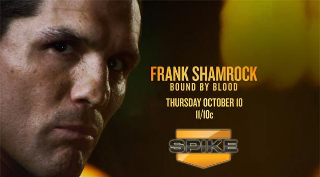 Frank Shamrock - Bound By Blood