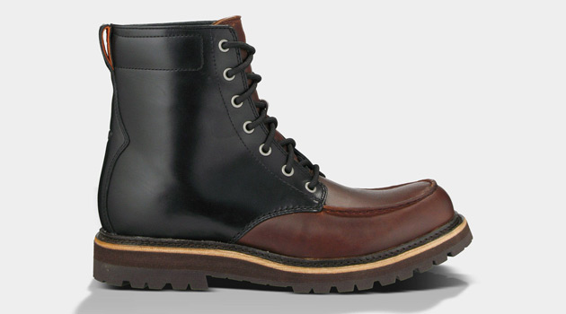 UGG for Men just introduced a great looking new boot called the Noxon, and  you really couldn't ask for better timing considering the cold weather  we've been ...