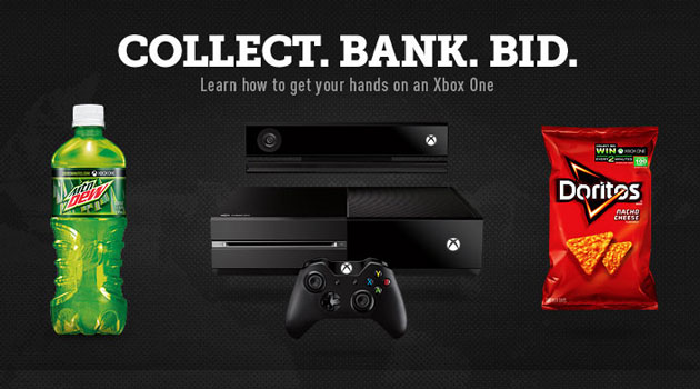 Xbox One Auction
