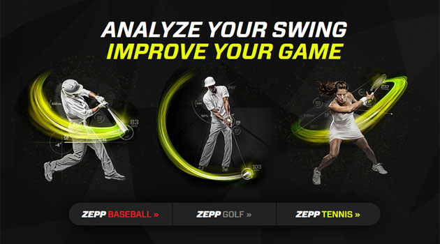 Zepp Training System