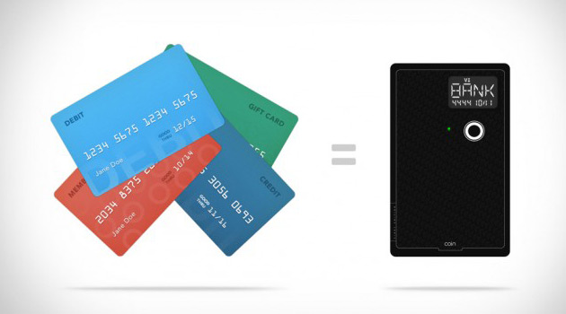 Coin - All-in-one Credit Card