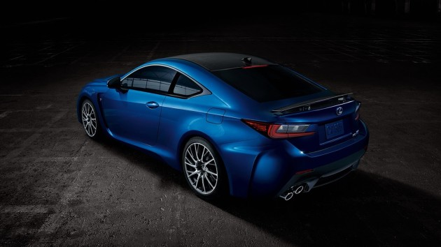 Lexus RC-F Carbon Fiber Package
