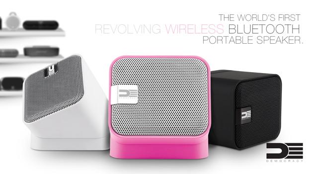 Demoracy Bluetooth Speakers