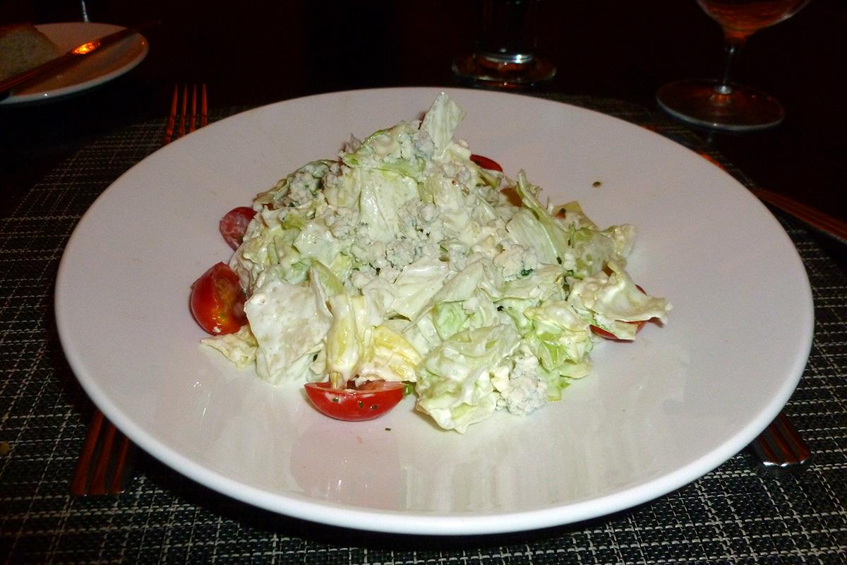 Roberts Steakhouse - Iceberg Lettuce
