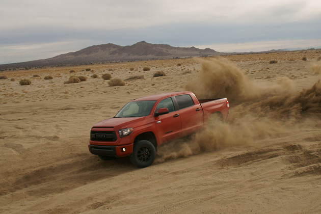 Toyota TRD Pro Tundra